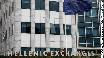 athens stock market hellenic exchanges greece