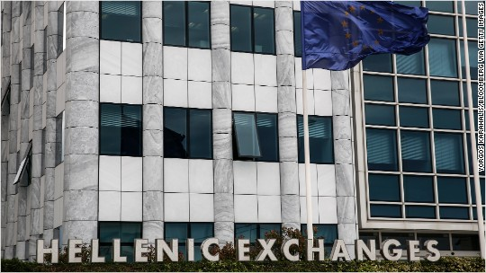 Greek stock market to reopen, with restrictions