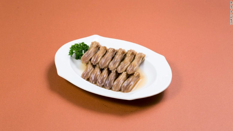 Hung's delicacies - duck tongue