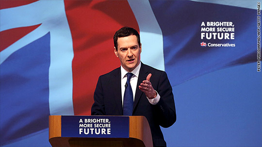 UK asks austerity-weary workers to suggest new budget cuts