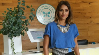 Jessica Alba: Honest is a brand you can trust