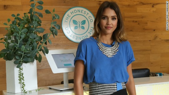 Jessica Alba's Honest Company is being sued