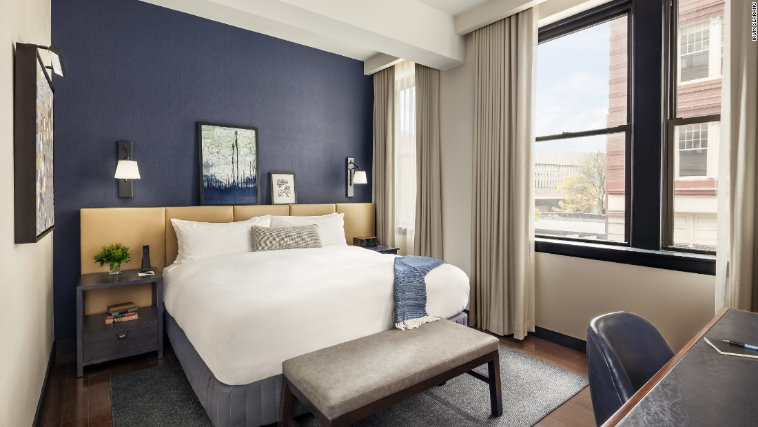 The Press Hotel Portland Maine Luxury Hotels With A