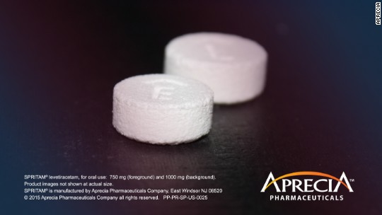 First 3D-printed drug approved by FDA