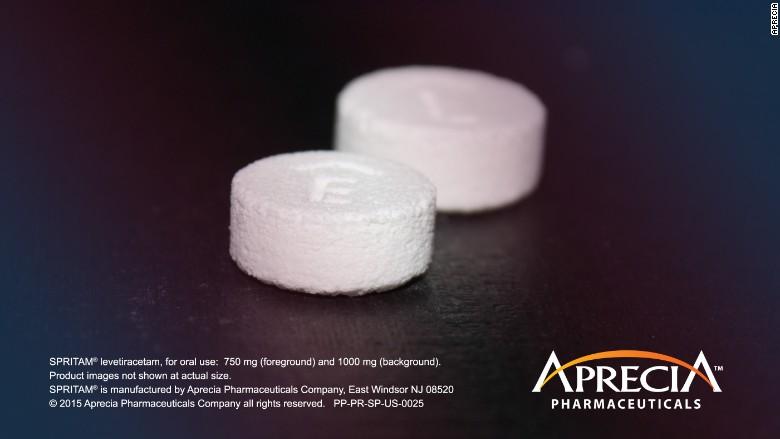 aprecia 3d printed drug