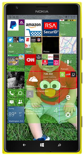 windows 10 mobile phone