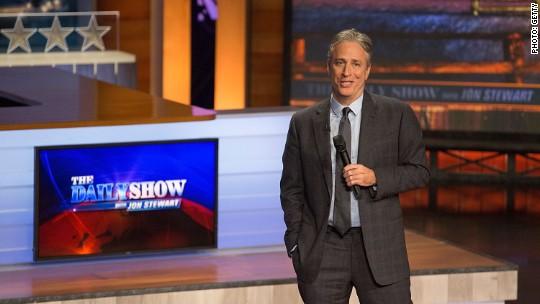 Guest tells Jon Stewart he's a fool for retiring