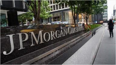 JPMorgan eases banking gloom and doom