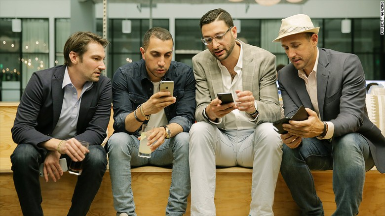 forbes under 30 app founders