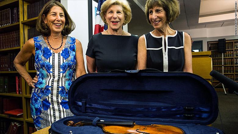 nina totenberg violin