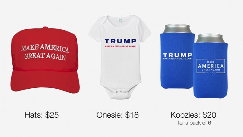 donald trump campaign store 3