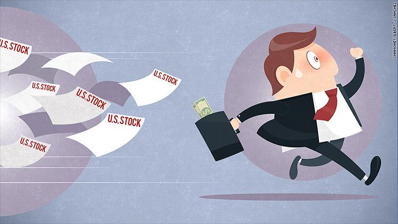 investors fleeing