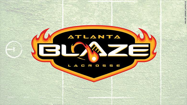 blaze lacrosse logo