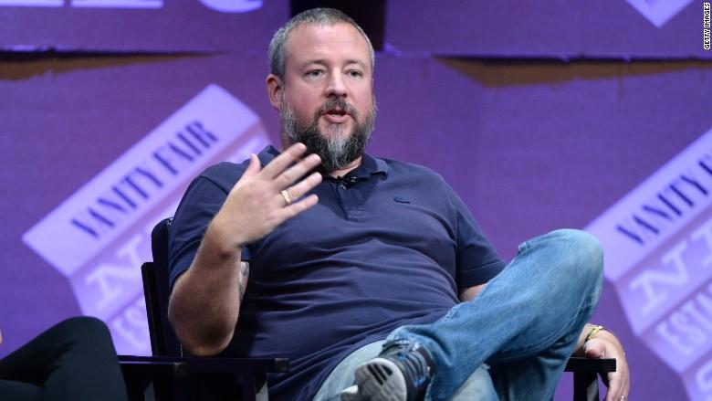 Shane Smith, CEO & Founder Vice Media