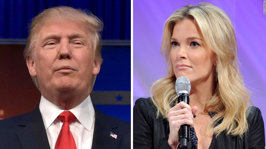 news world donald trump megyn kelly