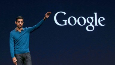 Who is Google CEO Sundar Pichai?