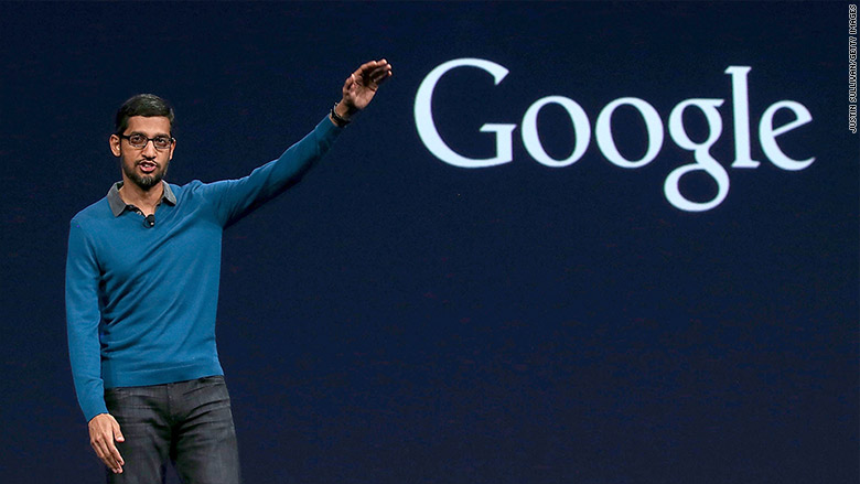 Sundar Pichai Google's New CEO & Replaced Larry Page, Company Restructures As Alphabet