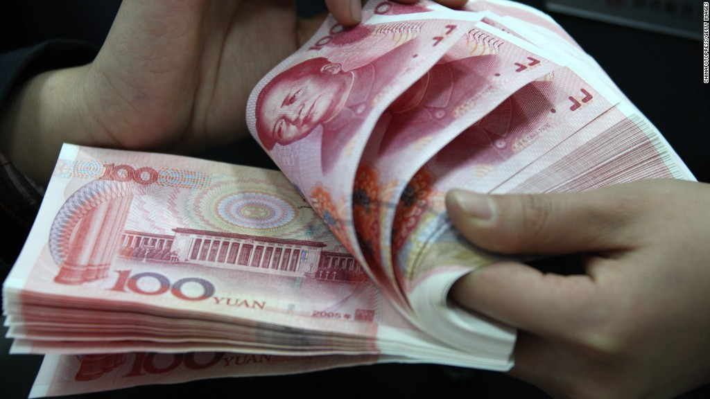 Three ways China's currency plunge affects your money