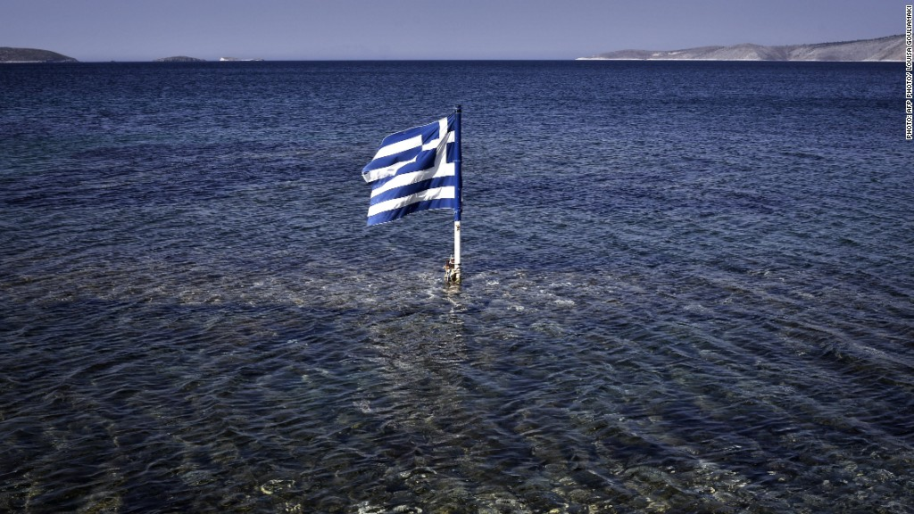 Greek economy grows despite crisis