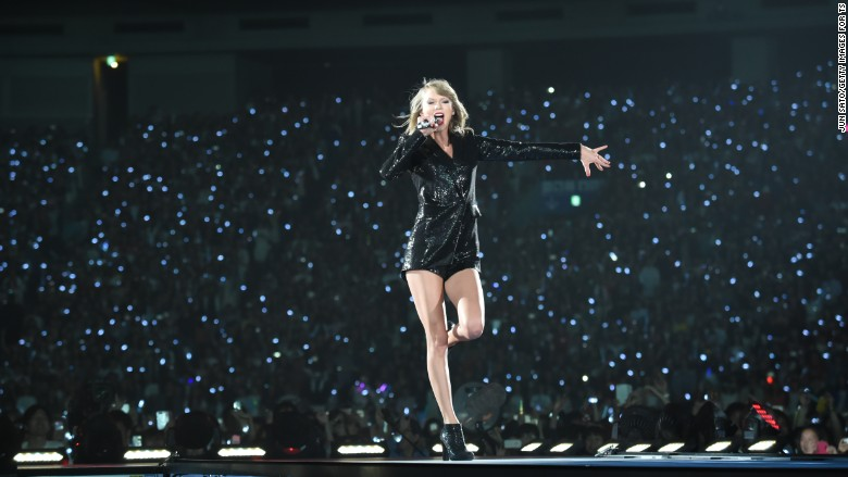 taylor swift banned china
