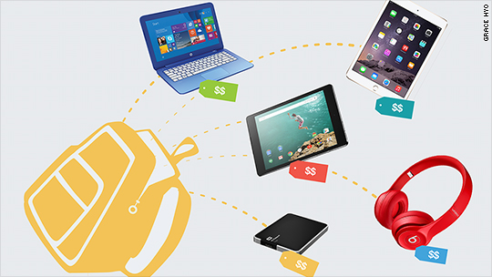The 18 best 'Back to School' tech deals