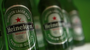 Behind the brand: Heineken