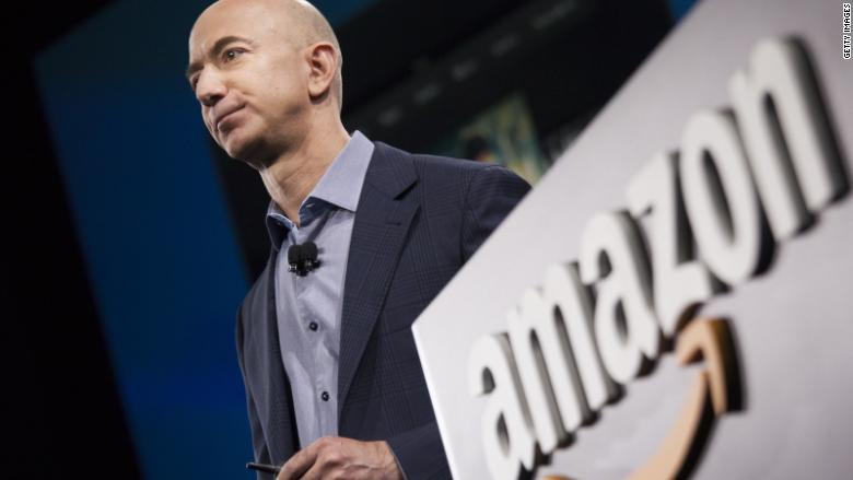 Amazon posts its fifth straight quarter of profits