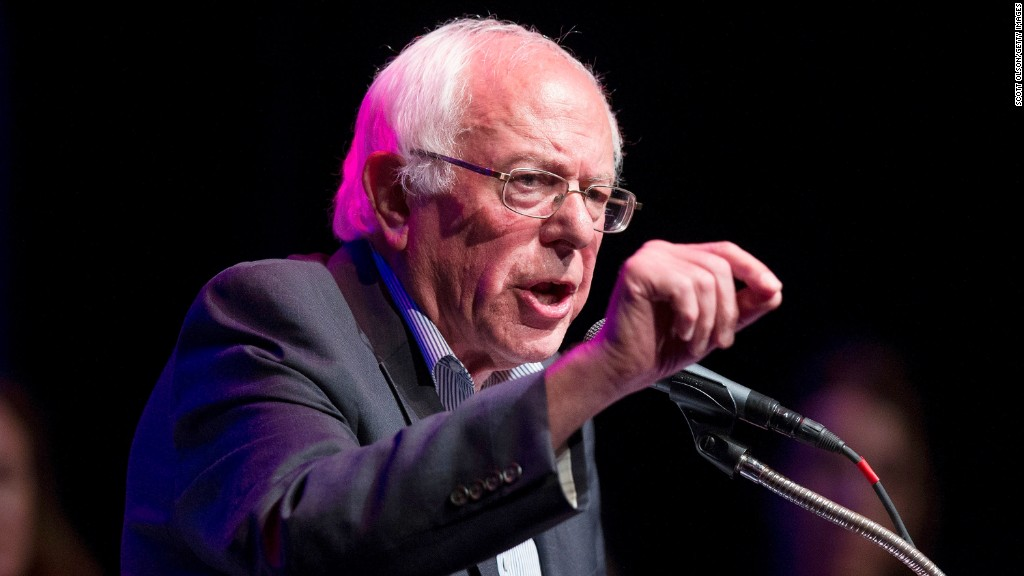 Bernie Sanders' plan for prescription drug prices