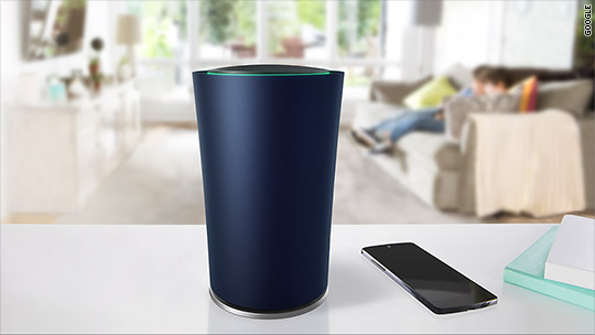 Google's new OnHub router is beautifully simple