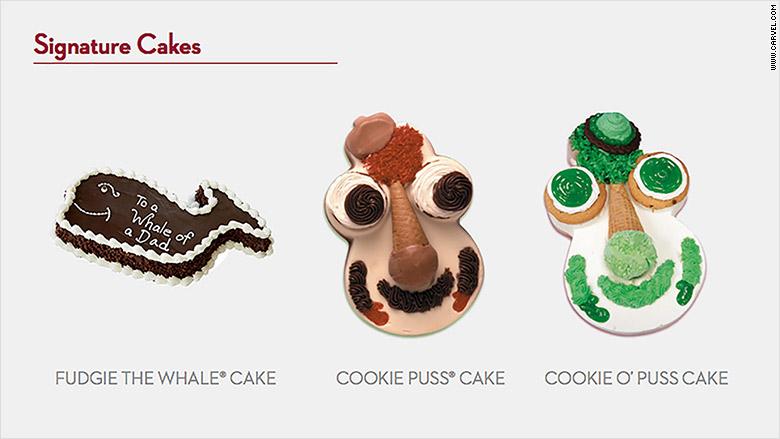 carvel signature cakes