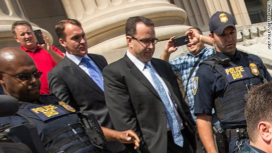 Jared Fogle sues head of his foundation for unpaid $184,400 home loan