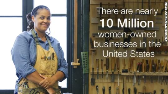 U.S. sees spike in black and Hispanic women entrepreneurs