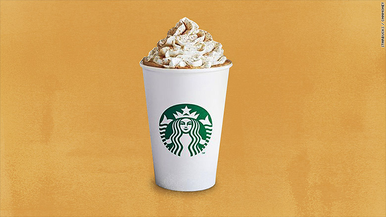 Get your Starbucks Pumpkin Spice Latte early - Sep. 6, 2015