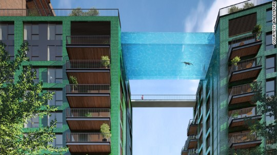 Luxury London condo to get 'floating' pool