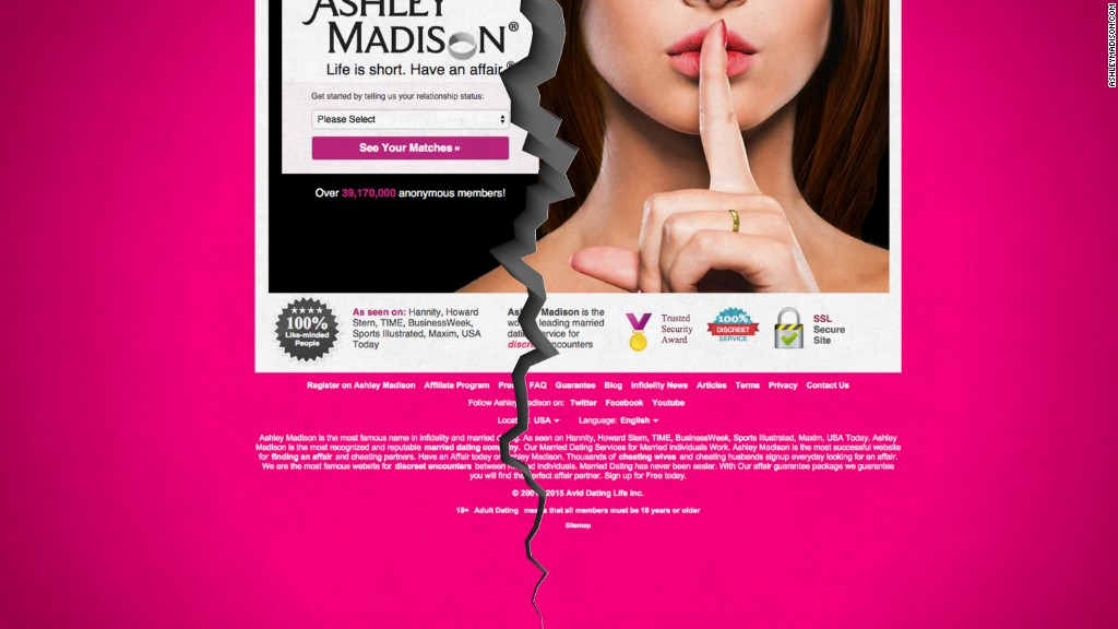 find ashley madison