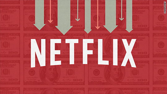 Netflix down 5% as Apple talks to Hollywood