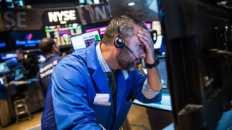 stocks get crushed nyse trader
