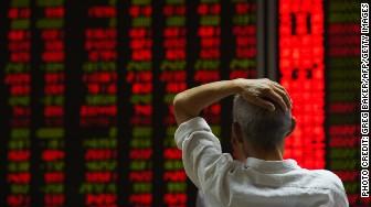 china stock plunge
