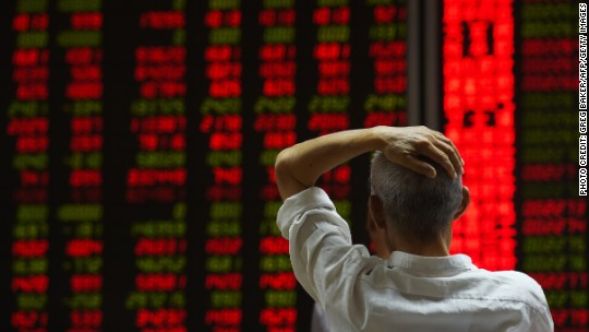 Extreme volatility rocks China stocks
