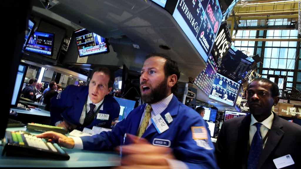 Dow fights back after massive drop