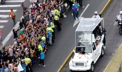 Pope Francis' American ride: A Jeep Wrangler