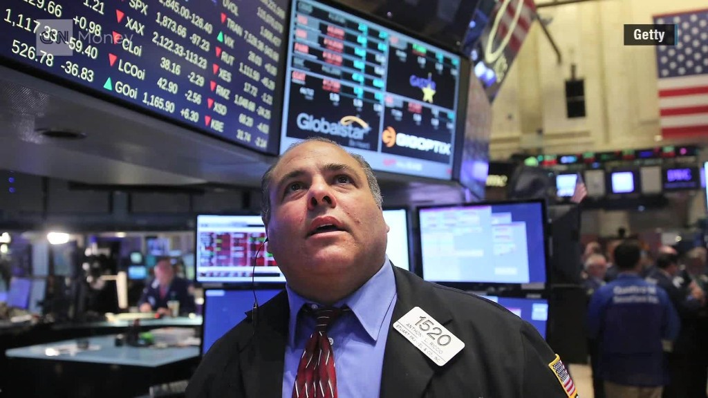 Stock markets close after planes crash into World Trade