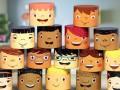 Toy set teaches kids about diversity