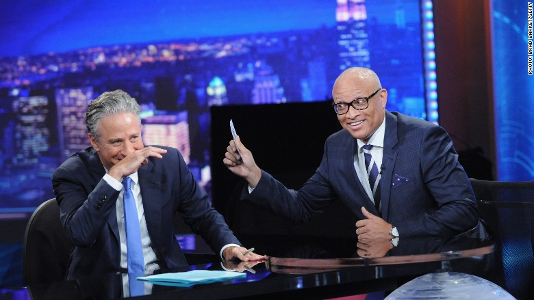 larry wilmore ratings