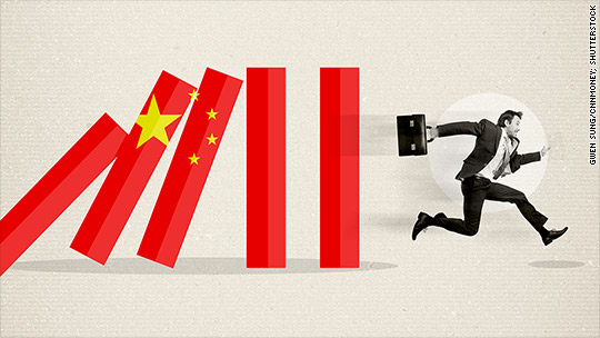 Don't panic! China has problems, not a crisis