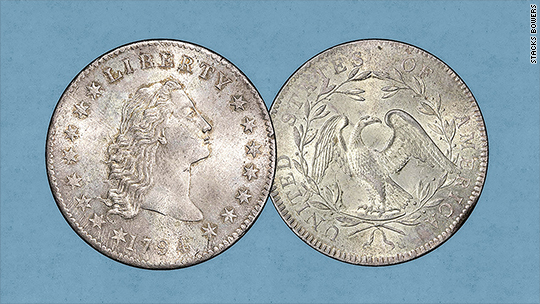 This rare coin is expected to fetch up to $5 million at auction