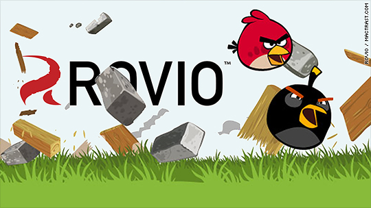 Angry Birds maker cutting up to 39% of staff