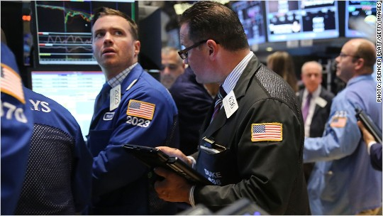 Dow zooms up 619 points, 3rd biggest gain ever