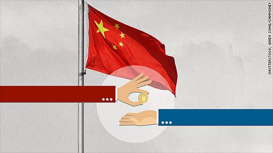 China slowdown could hit startups like Uber