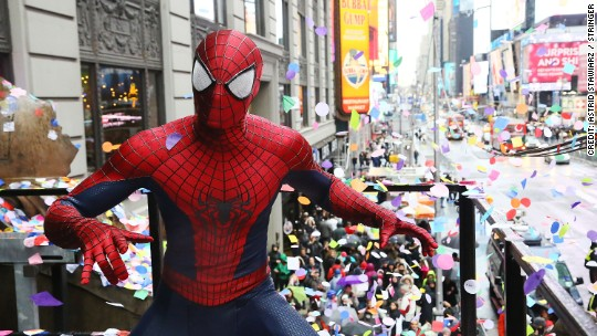 NYPD to Disney and Marvel: Get Minnie Mouse and Spider Man out of Times Square